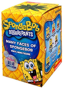 Many Faces of SpongeBob SquarePants Mini Figure Series Blind Box