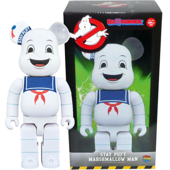 Stay puft 400% Bearbrick