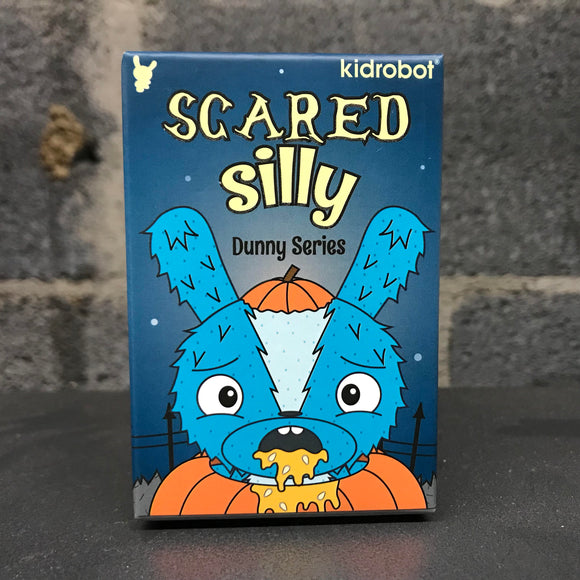 Scared Silly Dunny Series Blind Box by The Bots x Kidrobot