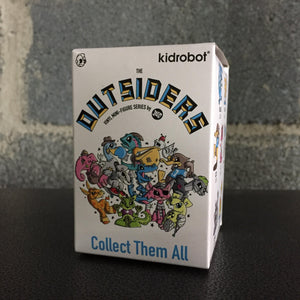 The Outsiders Blind Box from Joe Ledbetter x Kidrobot