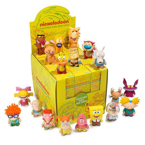 Nickelodeon Series 1 FULL CASE of 24 Figures by Kidrobot