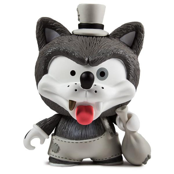 Willy the Wolf by Shiffa x Kidrobot