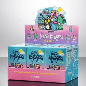 Little Voyagers Let's Go! (Day) by Coarse One Blind Box