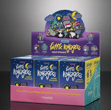Little Voyagers Sweet Dreams! (Night) by Coarse One Blind Box