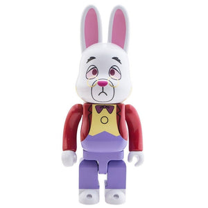 White Rabbit 400% Bearbrick (Rabbrick)