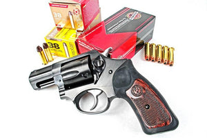 Ruger Revolver VS LCP