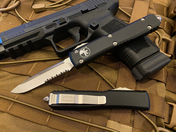 Microtech Ultratech T/E Apocalyptic 123-10AP-Knives-microtech-Mimeocase Tactical/ Nashville Tactical Lounge