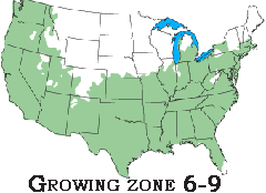 Growing Zone