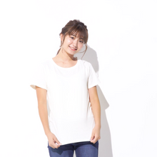 Load image into Gallery viewer, 00085 Women Cotton Short-Sleeves T-shirt