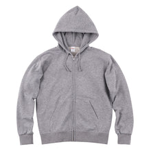 Load image into Gallery viewer, 00189 Adults Cotton Kangaroo Full-zip Hoodie