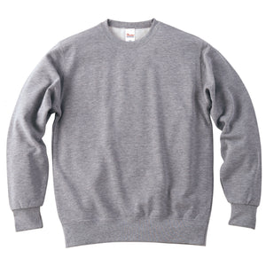 00183 Adults Crew-neck Cotton Sweatshirt