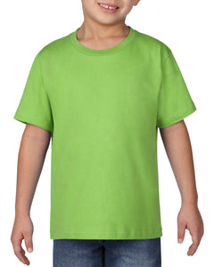 76000B Kids Short-Sleeves Cotton T-Shirt