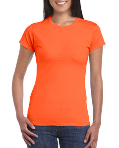 76000L Women Short-Sleeves Cotton T-Shirt