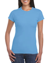 Load image into Gallery viewer, 76000L Women Short-Sleeves Cotton T-Shirt