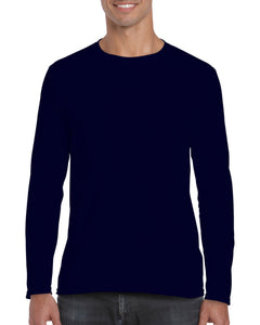 76400 Adults Long-Sleeves Cotton T-shirt