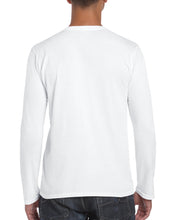 Load image into Gallery viewer, 76400 Adults Long-Sleeves Cotton T-shirt