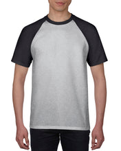 Load image into Gallery viewer, 76500 Adults Short-Sleeves Raglan T-shirt