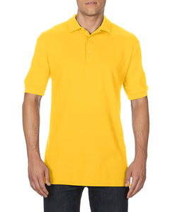 83800 Adults Cotton Piqué Short-Sleeves Polo Shirt