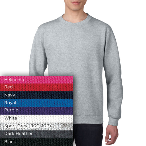 88000 Adults Heavyblend Sweatshirt