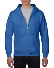 Load image into Gallery viewer, 88600 Adults Heavyblend Full-Zip Hoodie