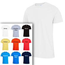 Load image into Gallery viewer, 170C Adults Short-Sleeves Cotton T-shirt