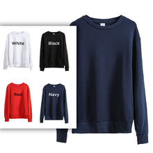 Load image into Gallery viewer, 290C-C Adults Fleece Sweatshirt