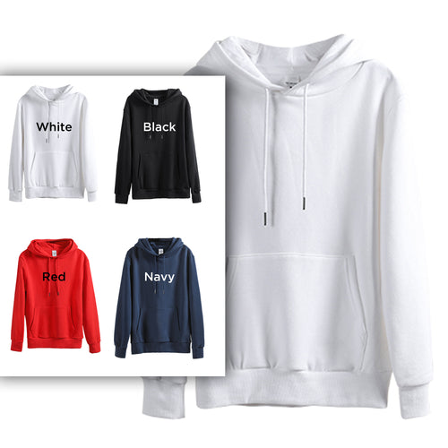 290C-H Adults Fleece Hoodie