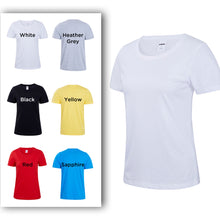 Load image into Gallery viewer, W170C Women Short-Sleeves Cotton T-shirt