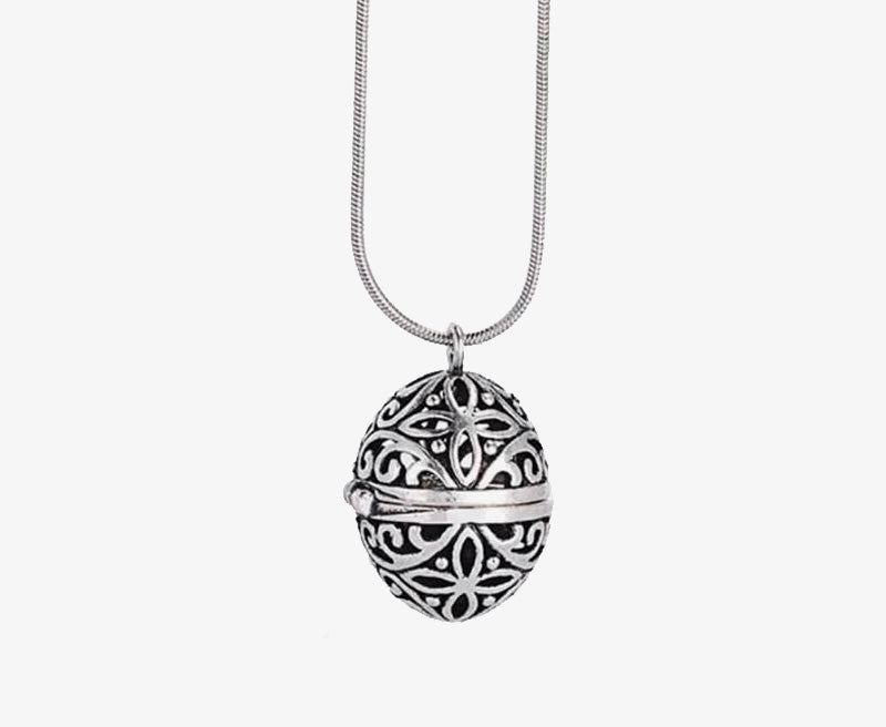 Essential Oil Diffuser Necklace – Egg