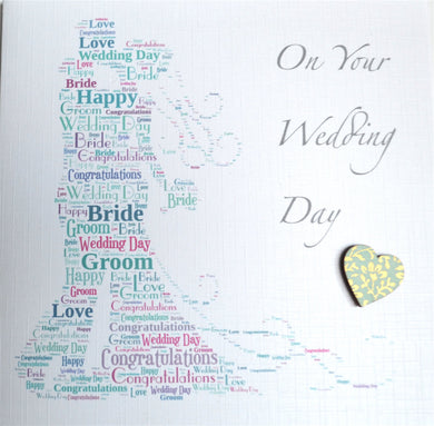 Wedding Bride and Groom - order code 432