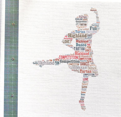 HIGHLAND DANCER order code 340