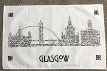 Load image into Gallery viewer, GLASGOW SKYLINE