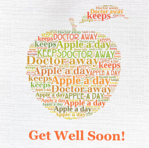 GET WELL APPLE order code 422