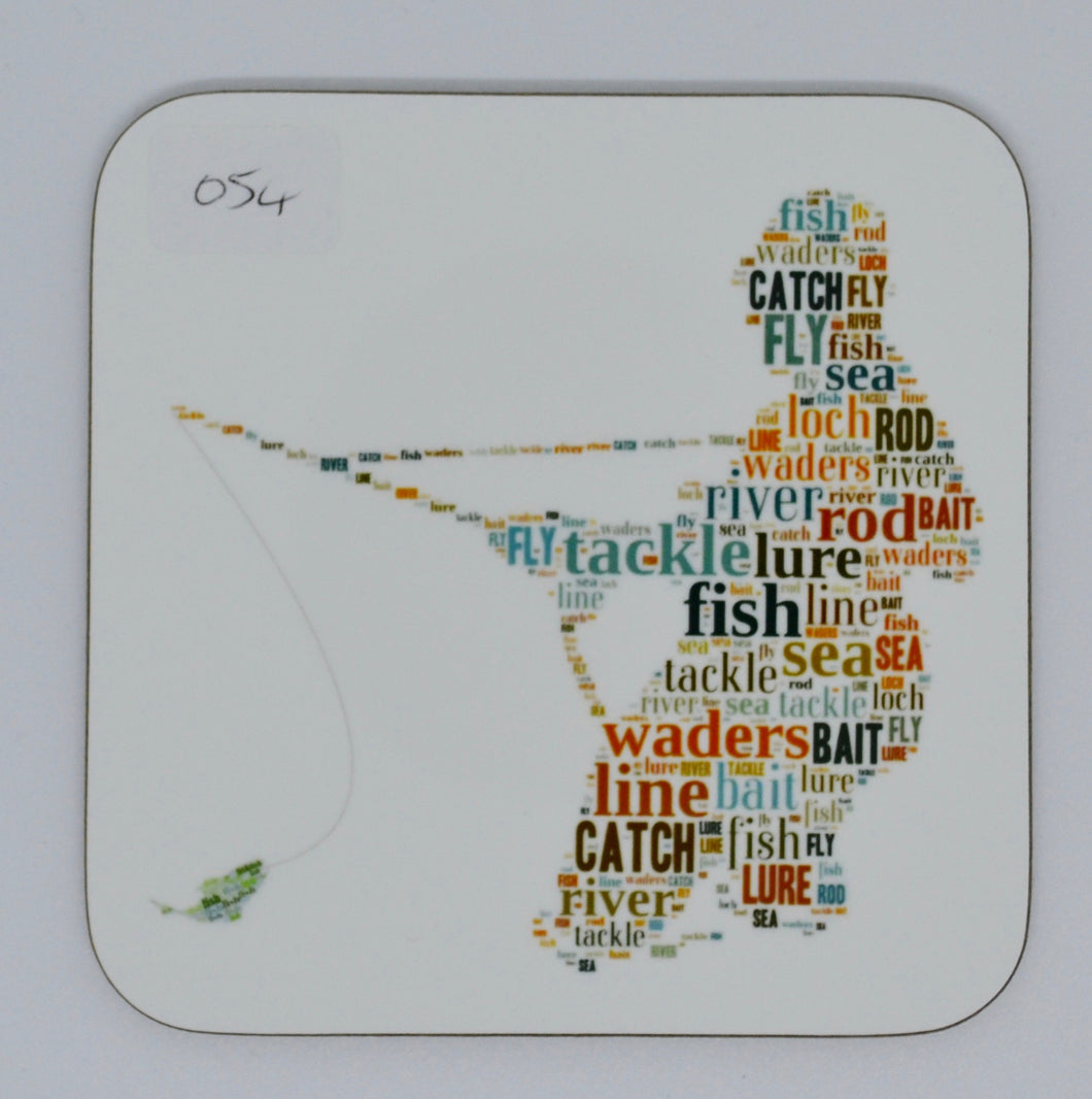 coaster - Fisherman(order code C054)