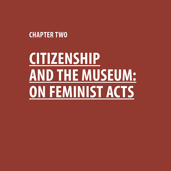 Citizenship, the V&A...