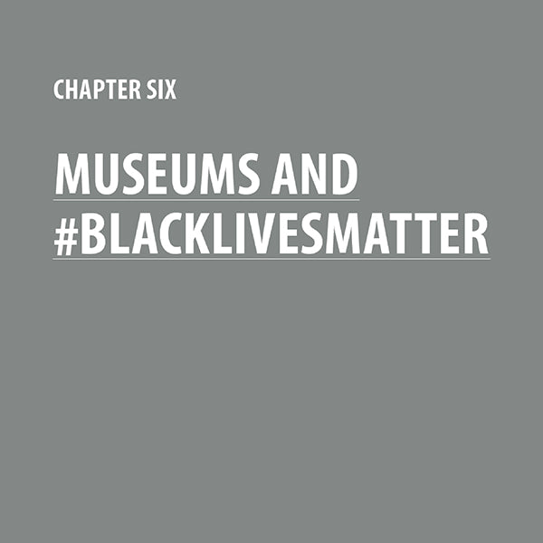 Museums and #BlackLivesMatter