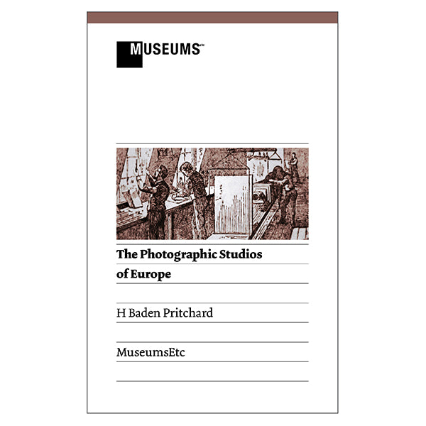 The Photographic Studios of Europe