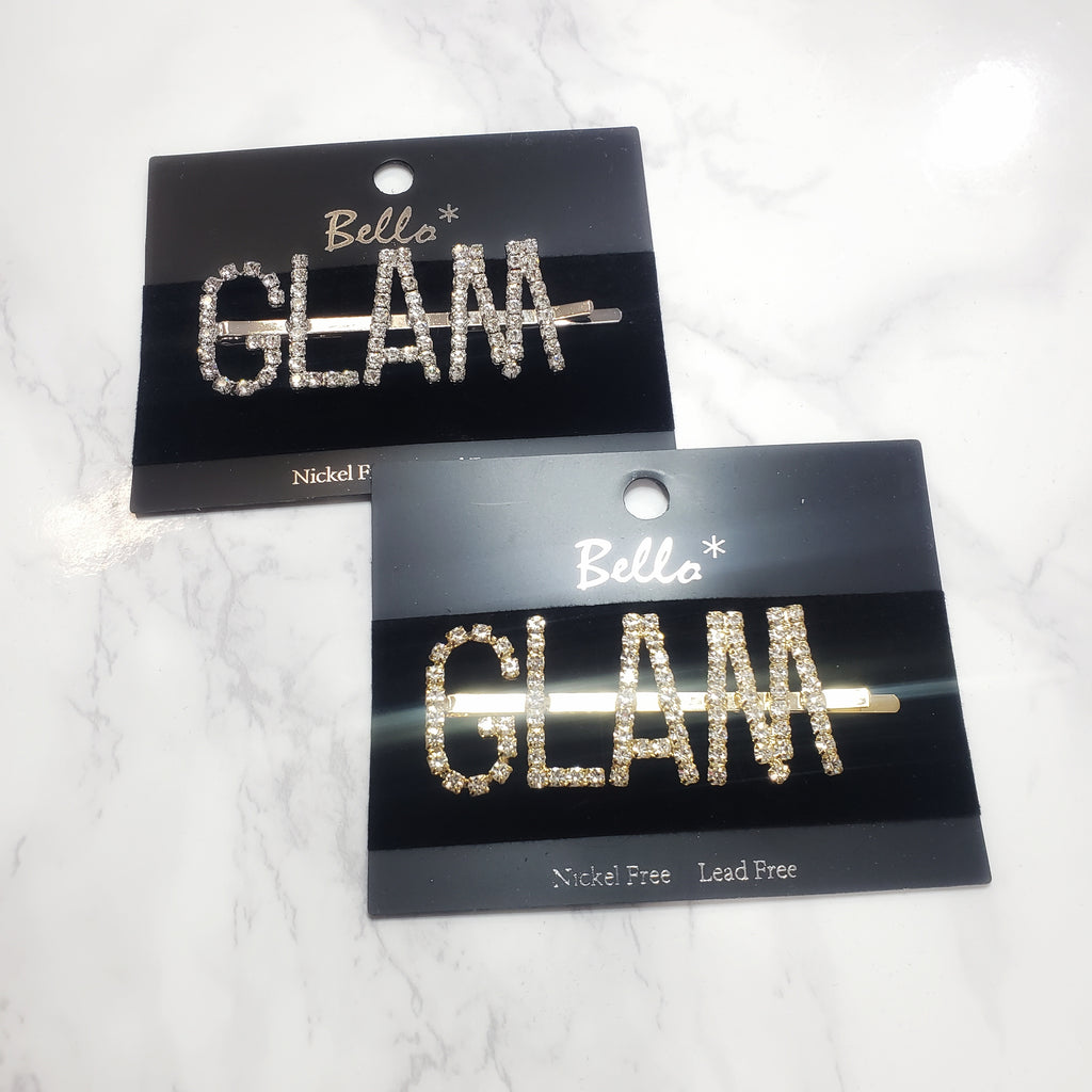Glam It Up Hair Clips