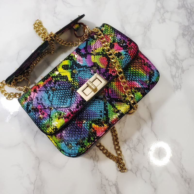 Yoki Mini Crossbody Bag