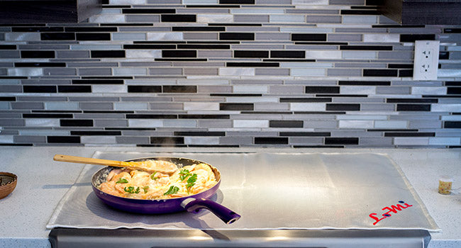 LoMi Cooktop Mat - The CooktopMat