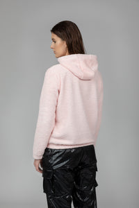 "Baby Pink ""JUST A HOODIE"""