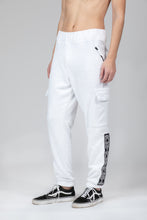"Load image into Gallery viewer, Angel White ""CARGO SWEATS"""