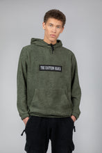 "Load image into Gallery viewer, Forest Green ""JUST A HOODIE"""