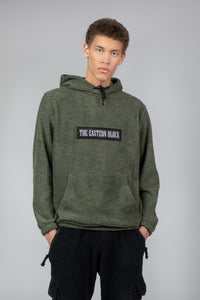 "Forest Green ""JUST A HOODIE"""