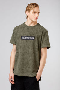"Forest Green ""HOMMES T"""