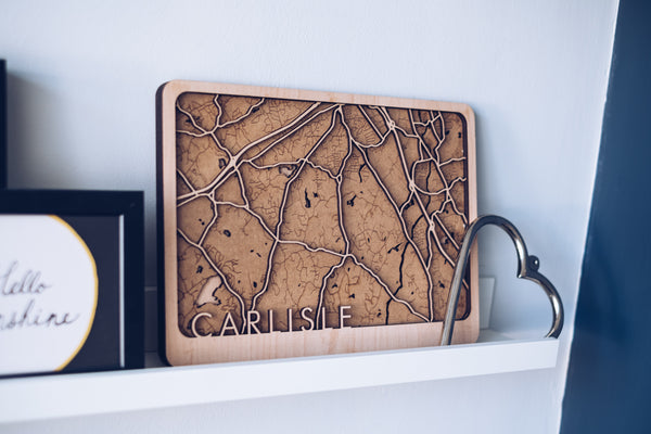 carlisle wood map