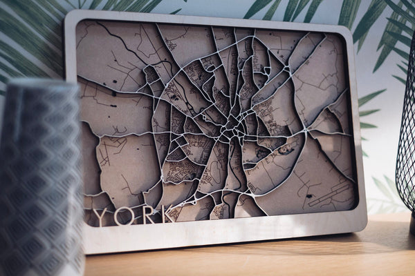 York City Map