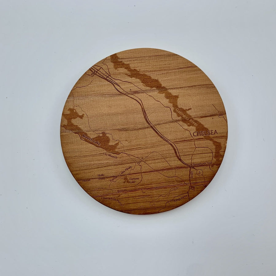 Gatineau Park: Champion of the Hood Coasters (Set of 4)