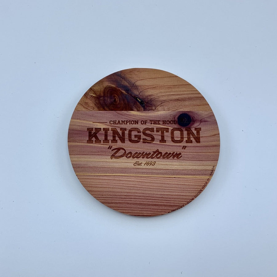 Kingston: Champion of the Hood Coasters