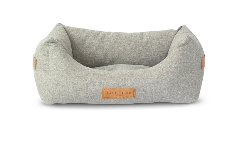 Chenille Dog Bed - Oxford (limited edition)